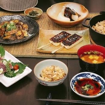 今夜は和食 アメリカでも出汁はしっかりと!