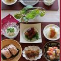独活活(うど活)!で、春っぽい和食♪