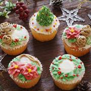 ~クリスマスのカップケーキ募集開始!のお知らせ~