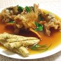【旦那ごはん】明石のお魚祭り♪ガシラのから揚げと鯵の南蛮★ by shioriさん