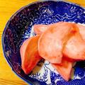 赤かぶの甘酢漬
