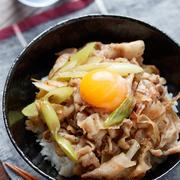 伝説のすた丼(風)【#作り置き #冷凍保存 #お弁当 #ランチ #スタミナ #丼 #主食】