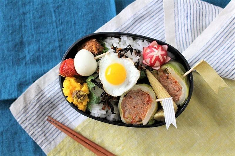 【お弁当を作ろう!第2回】 マンネリ解消のヒントに!いつもと違うお弁当の詰め方アイデア