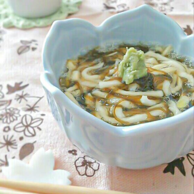 【減塩レシピ】切り干し大根のもずく酢和え。ズボラでも美味しい!