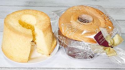 初めて紙型シフォンケーキを焼く方必見!失敗しないプレーンシフォンの作り方♪