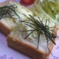 じゃこチーズトースト♪ by chococoさん