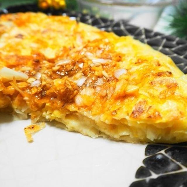白菜とチーズのチヂミ♪即・リピ決定