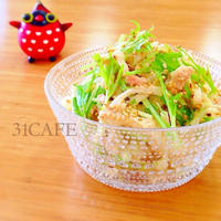 31Deli♡胡麻マヨ醤油の和風ツナ大根サラダ♡