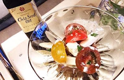 赤ワインに合うス-パーフードサラダ
