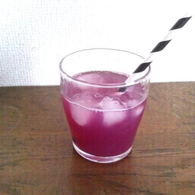ぶどう ジュース レシピ