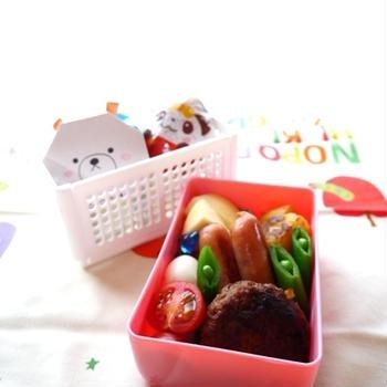 幼稚園~お別れ遠足のお弁当