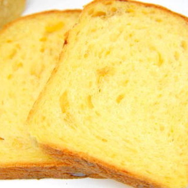 とうもろこし食パン