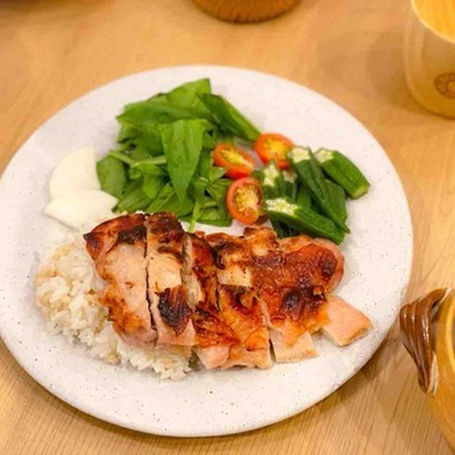 【レシピ・献立】下味冷凍◎魚焼きグリルでポン酢チキン