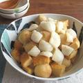 旨味たっぷり☆簡単和総菜◎いかと里芋と厚揚げ煮