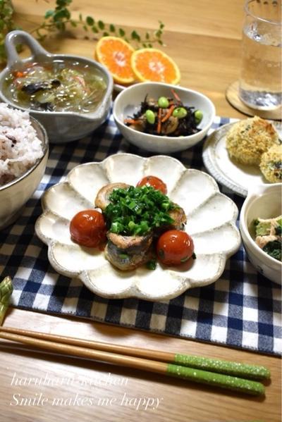 【レシピ】旬の秋刀魚を美味しく食べよう〜♪秋刀魚のニラだれ♪