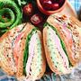 【レシピ動画】八丁味噌ヨーグルト豚しゃぶのハムぱくサンド