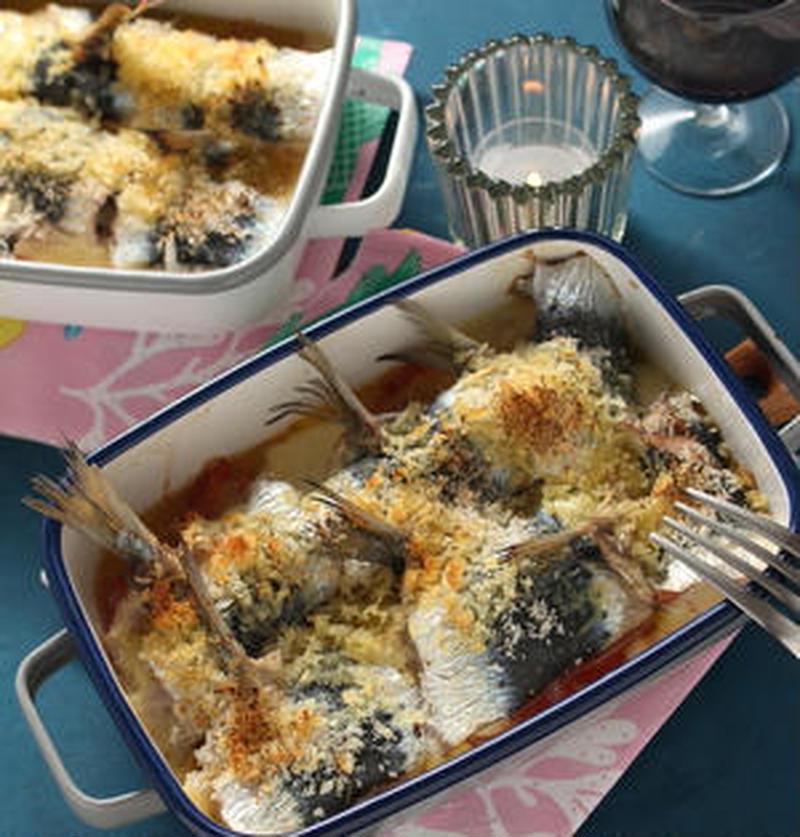お魚料理をもっと食べやすく!いわし×チーズのおかずレシピ