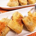 【レシピ】簡単★おつまみにも★あげ納豆4【葱入りあげ納豆・照焼きソース】