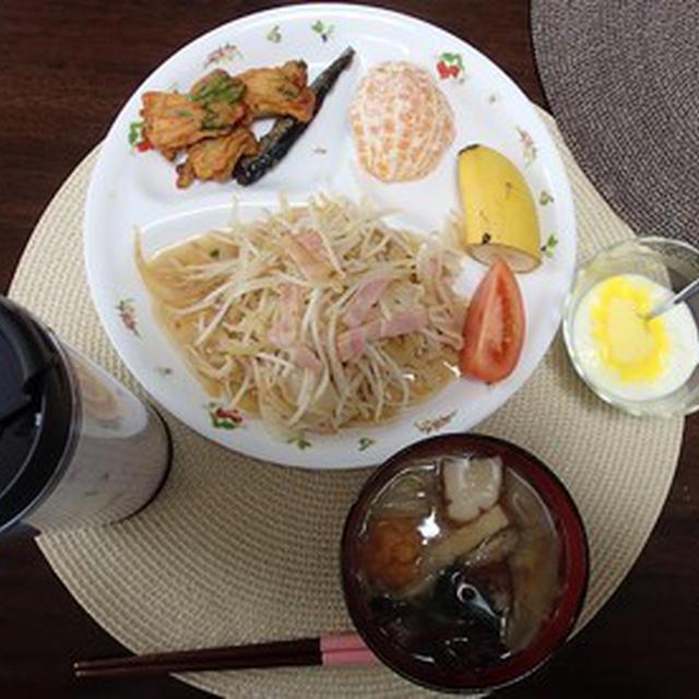 3/10/2013 今朝の朝食