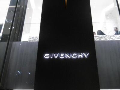 GIVENCHY スペシャルイベント