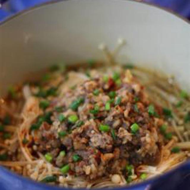ピリ辛牛肉の蒸し鍋