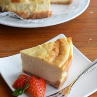 濃厚バニラの 半熟チーズケーキ ☆