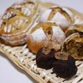 こねないパンシリーズ〜干柿カンパーニュ簡単レシピ〜