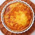 鯵のキッシュ、タイム風QUICHE AU CHINCHARD AU THYM by mietchiさん