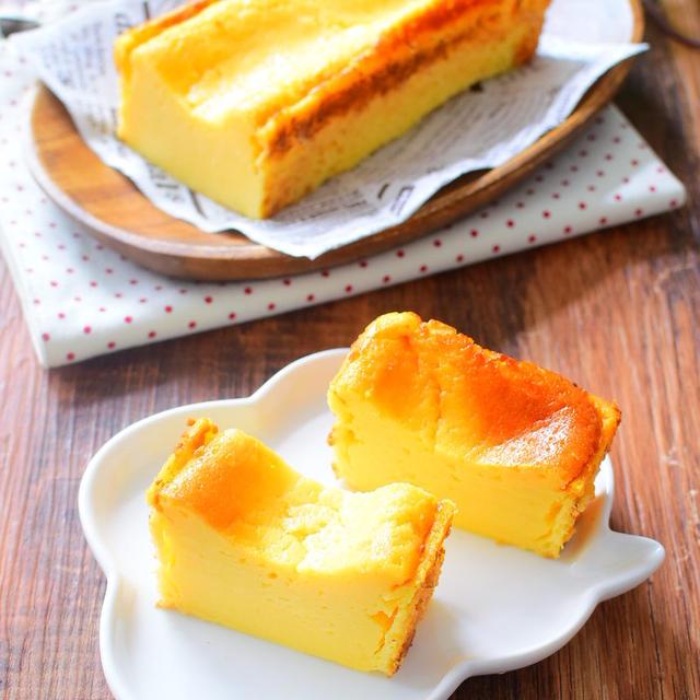 【水切り不要】さわやかヨーグルトケーキのレシピ