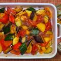 #084 ラタトゥイユ【南仏野菜の煮込み】「フライパンひとつでつくります」 by 藤野 豊さん
