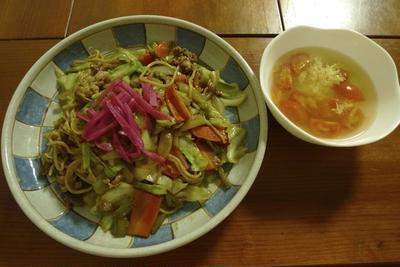 夏の麺料理