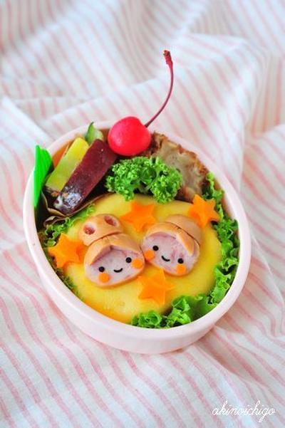 【連載】レシピブログ「七夕のお弁当」