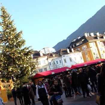イタリアのクリスマスマーケット🎄Mercatini di Natale di Merano di Bolzano 〜ボルツァーノ〜