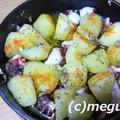 タコとポテトのガレシア風&ミツカンごま坦々鍋