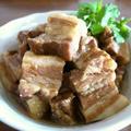 【簡単レシピ】柔らかジューシー☆豚の角煮♪ by bvividさん