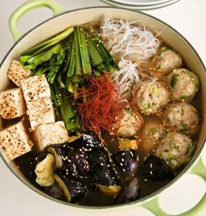 海老と鶏のWの旨味で♪麻婆鍋