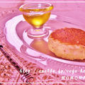 ヘルシーポテチーズ蒸し焼きパン☆卵・牛乳不使用☆1個158kcal