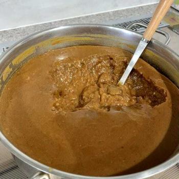 牛骨スープで薬膳スペシャルカレー