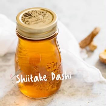 Shiitake Dashi (干し椎茸の出汁)
