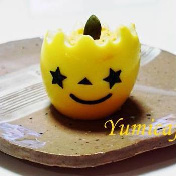 【TV・めんたいワイド放送分】ハロウィン!茹で卵DEジャック・オー・ランタンの作り方~キャラ弁*簡単