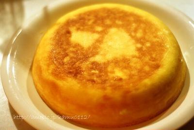 炊飯器でチーズケーキ リベンジ!
