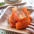 【減塩レシピ】にんじんのバジル香るピクルス。塩なしで美味!