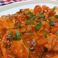 【レシピ】エビチリに負けない美味しさ!【鶏チリソース】ソースが簡単で絶品なんだなぁ~!これ。