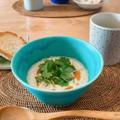 *台湾のふるふる豆乳スープ、シェントウジャンをちょっとスパイシーに。 *スパイスを使って世界の朝ごはんを作ろう! *Cafe ランチのリニューアル準備。