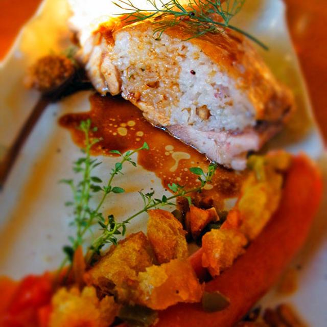 熱き日々!鶏ライスとチストーラ風・ミガス