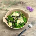 【レシピ】絹さやと平茸とモッツァレラチーズの簡単ソテー