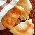 [捏ねない!発酵20分!]フライパンでとろ~りチーズとベーコンのパニーニ by 珍獣ママ(後藤麻衣子)さん