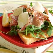 ゆったりしたい日の朝食に♪生ハムのトーストおすすめレシピ