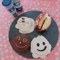 マシュマロサンドのチョコクッキー by とまとママさん