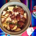 話題のスーパーフードで簡単!菊芋のアヒージョ☆おもてなしにも by quericoさん